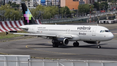 A picture of N506VL - Airbus A320233 - Volaris - © Mauri_0307