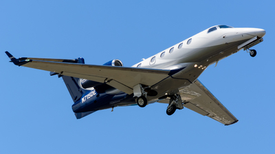 N715DE - Embraer 505 Phenom 300 - Private