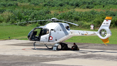 HL-1211 - Eurocopter EC 120B Colibri - Indonesia - Air Force