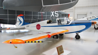 TX-7101 - Saab 91B Safir - Japan - Technical Research and Development Institute (TRDI)