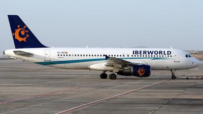 EC-INZ - Airbus A320-214 - Iberworld Airlines