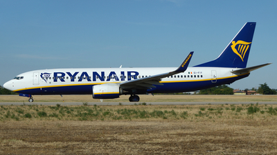 EI-FIY - Boeing 737-8AS - Ryanair