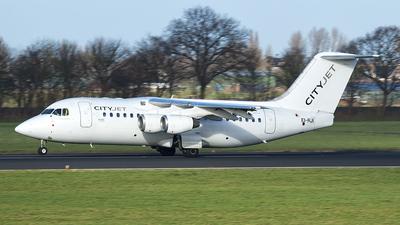 EI-RJI - British Aerospace Avro RJ85 - CityJet