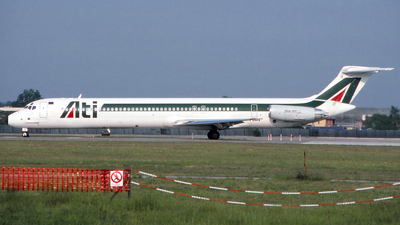 I-DAVB - McDonnell Douglas MD-82 - ATI Aero Trasporti Italiani