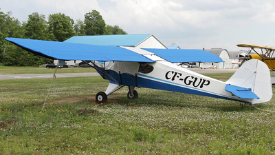 CF-GUP - Taylorcraft BC-12D - Private