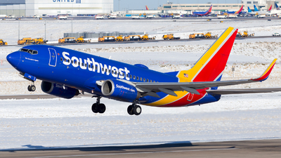 A picture of N439WN - Boeing 7377H4 - Southwest Airlines - © HA-KLS