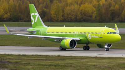 VQ-BCR - Airbus A320-271N - S7 Airlines