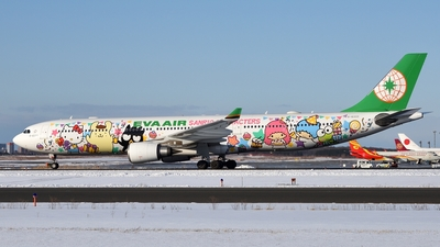 B-16333 - Airbus A330-302 - Eva Air