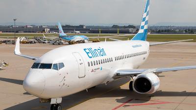 LZ-BVL - Boeing 737-33S - Ellinair (Bul Air)
