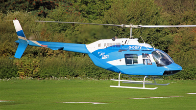 A picture of GDOFY - Bell 206B JetRanger II - [3637] - © Simon Edwards