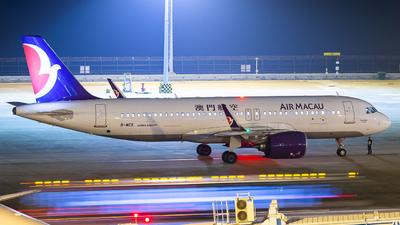 B-MCK - Airbus A320-271N - Air Macau