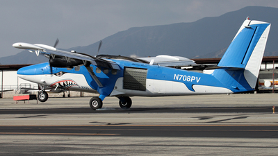 N708PV - De Havilland Canada DHC-6-200 Twin Otter - Perris Valley Skydiving
