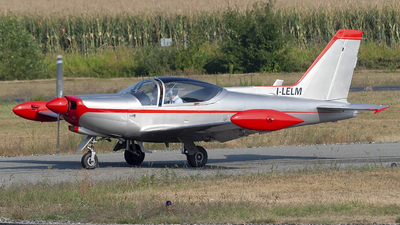 I-LELM - SIAI-Marchetti SF260D - Private