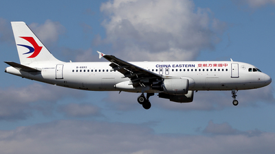 B-6893 - Airbus A320-214 - China Eastern Airlines