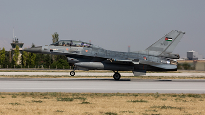 236 - General Dynamics F-16BM Fighting Falcon - Jordan - Air Force
