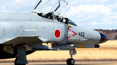 97-8422 - McDonnell Douglas F-4EJ Kai - Japan - Air Self Defence Force (JASDF)