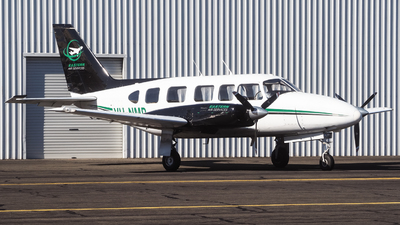 A picture of VHNMP - Piper PA31350 Chieftain - [317852149] - © Kynan Schneider