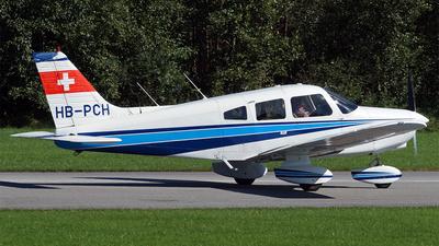 A picture of HBPCH - Piper PA28161 - [287816611] - © Hugo Schwarzer