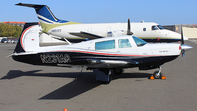 N231AQ - Mooney M20K-231 - Private