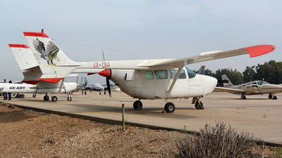 4X-CBA - Cessna 337D Super Skymaster - Private