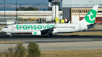 F-HTVN - Boeing 737-8GJ - Transavia Airlines