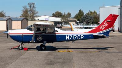 N717CP - Cessna 182T Skylane - United States - US Air Force Civil Air Patrol