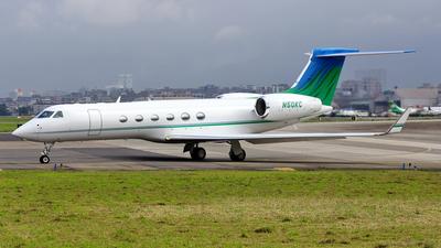 N50KC - Gulfstream G-V - Private