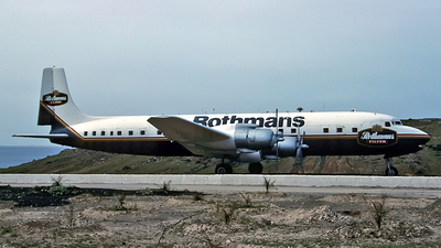 EC-BBT - Douglas DC-7C Seven Seas - Private