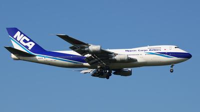 JA8158 - Boeing 747SR-81 - Nippon Cargo Airlines (NCA)