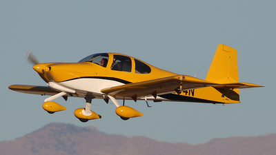 N104N - Vans RV-10 - Private