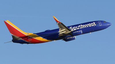 N8563Z - Boeing 737-8H4 - Southwest Airlines