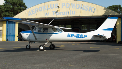 SP-KSP - Reims-Cessna F150K - Private