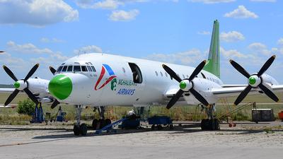 TT-WAK - Ilyushin IL-18D - Aghalieaku Airways