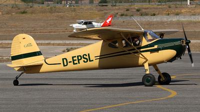 D-EPSL - Cessna 140 - Private