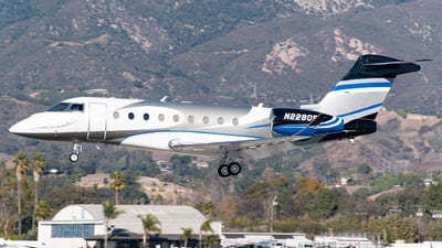 N22805 - Gulfstream G280 - Private