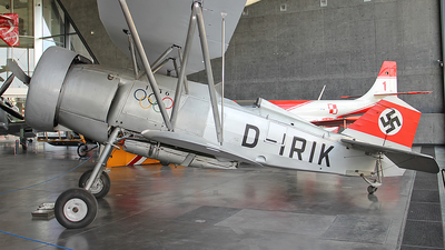 D-IRIK - Curtiss Hawk II - Private