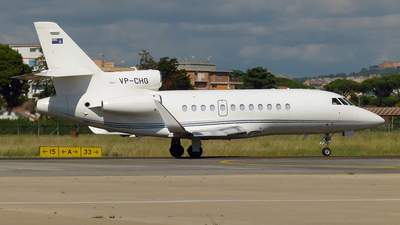 VP-CHG - Dassault Falcon 900LX - Private