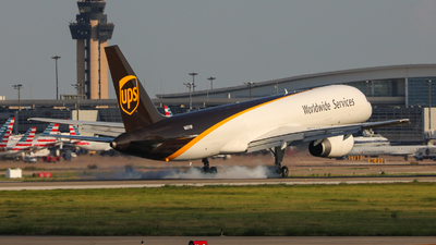 N437UP - Boeing 757-24A(PF) - United Parcel Service (UPS)
