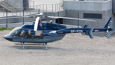 SP-FDN - Bell 407 - White Eagle Aviation