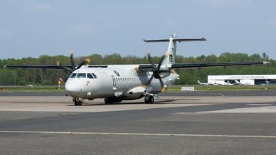78 - ATR 72-212A(500) - Pakistan - Navy