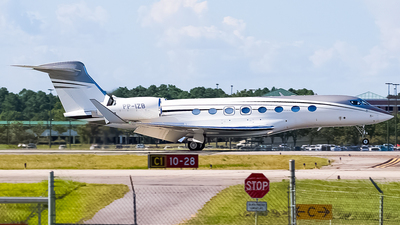 PP-IZB - Gulfstream G650ER - Private