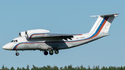 RF-72924 - Antonov An-72 - Russia - Ministry of Internal Affairs