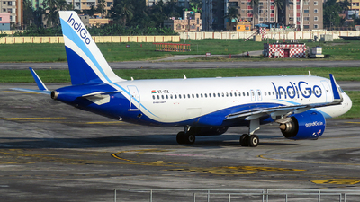 A picture of VTITX - Airbus A320271N - IndiGo - © Fo.Prottay
