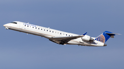 A picture of N791SK - Bombardier CRJ701ER - United Airlines - © HA-KLS
