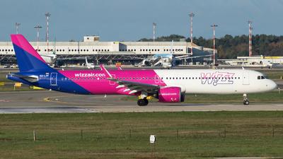 HA-LVF - Airbus A321-271NX - Wizz Air