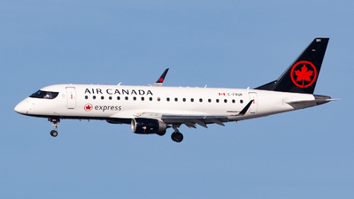 C-FRQK - Embraer 170-200LR - Air Canada Express (Sky Regional Airlines)