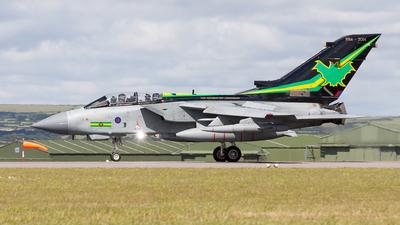 ZA456 - Panavia Tornado GR.4 - United Kingdom - Royal Air Force (RAF)