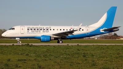 OE-LTK - Embraer 170-100LR - People's Viennaline