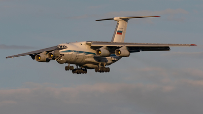 RA-78764 - Ilyushin IL-76MD - Russia - Air Force