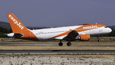A picture of GEZUW - Airbus A320214 - easyJet - © Stasha Silvestre